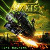 Axxis - Time Machine - CD-Cover