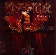 Kreator - Outcast - Cover