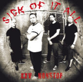 Sick Of It All - Nonstop - CD-Cover