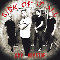 Sick Of It All - Nonstop - Cover