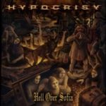 Cover - Hypocrisy – Hell Over Sofia (DVD / Blu-Ray)