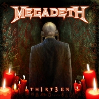 Megadeth - Th1rt3en - Cover