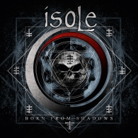 Isole - Born From Shadows - Cover