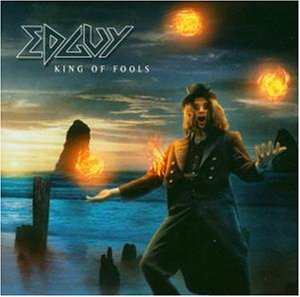 Edguy - King of Fools (EP) - Cover