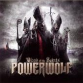 Powerwolf - Blood Of The Saints - CD-Cover