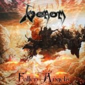 Venom - Fallen Angels - CD-Cover
