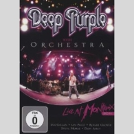 Deep Purple - Live At Montreux 2011 (DVD) - Cover