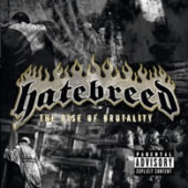 Hatebreed - The Rise of Brutality - CD-Cover