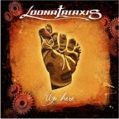 Loonataraxis - Up Here - CD-Cover