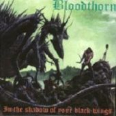 Bloodthorn - In The Shadow Of Your Black Wings - CD-Cover