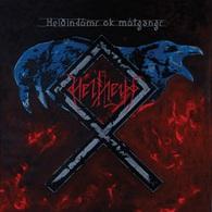 Helheim - Heiðindómr ok mótgangr - Cover