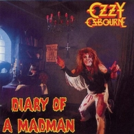 Ozzy Osbourne - Diary Of A Madman - Cover