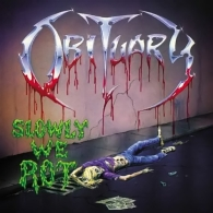 Obituary - Slowly We Rot - Cover