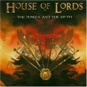 House Of Lords - The Power And The Myth - CD-Cover