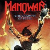 Manowar - The Triumph Of Steel - CD-Cover