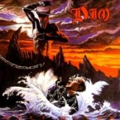Dio - Holy Diver - CD-Cover