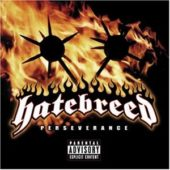Hatebreed - Perseverance - CD-Cover