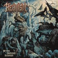 Requiem - Within Darkened Disorder - Cover