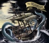 The Privateer - Facing The Tempest - CD-Cover