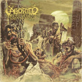 Aborted - Global Flatline - CD-Cover