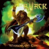 Attack - Warriors Of Time - CD-Cover