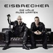 Eisbrecher - Die Hölle muss warten - CD-Cover