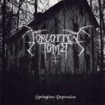 Cover - Forgotten Tomb – Springtime Depression (Re-Release)