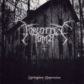 Forgotten Tomb - Springtime Depression (Re-Release) - CD-Cover