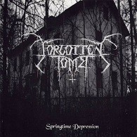 Forgotten Tomb - Springtime Depression (Re-Release) - Cover