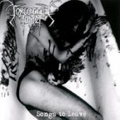 Forgotten Tomb - Songs To Leave (Re-Release) - CD-Cover