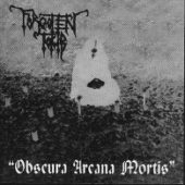 Forgotten Tomb - Obscura Arcana Mortis (EP) (Re-Release) - CD-Cover
