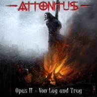 Attonitus - Opus II: Von Lug und Trug - Cover