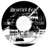 Deserted Fear - Demo 2010 - CD-Cover