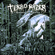 Terrorizer - Hordes Of Zombies - Cover