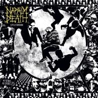 Napalm Death - Utilitarian - Cover