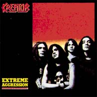 Kreator - Extreme Aggression - Cover