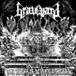 Cover - Graveyard (ESP) – The Altar Of Sculpted Skulls (EP)