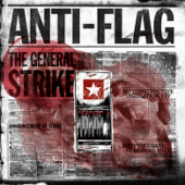 Anti-Flag - The General Strike - CD-Cover