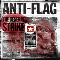 Anti-Flag - The General Strike - Cover