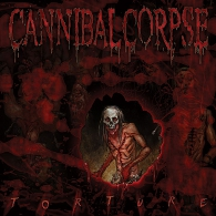 Cannibal Corpse - Torture - Cover