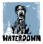 Waterdown - Into The Flames - CD-Cover