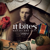 It Bites - Map Of The Past - Cover
