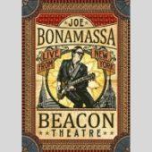 Joe Bonamassa - Beacon Theatre – Live From New York (DVD) - CD-Cover
