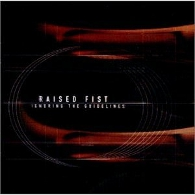 Raised Fist - Ignoring The Guidelines - Cover
