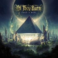 As They Burn - Aeon's War - Cover
