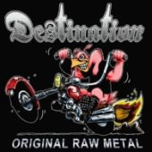 Destination - Original Raw Metal - CD-Cover