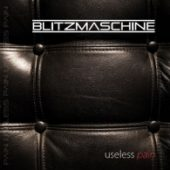 Blitzmaschine - Useless Pain (EP) - CD-Cover