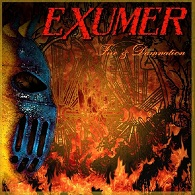 Exumer - Fire & Damnation - Cover