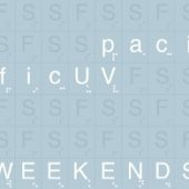 pacificUV - Weekends - CD-Cover