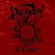 Deus Mortem - Darknessence (EP) - Cover